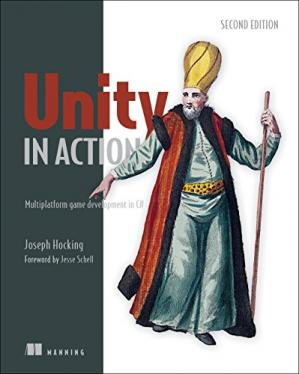 书籍封面 Unity in Action: Multiplatform game development in C#