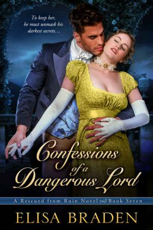 Buchdeckel Confessions of a Dangerous Lord