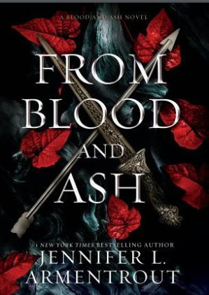 Couverture du livre From Blood and Ash