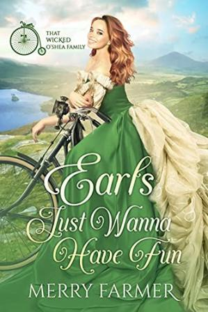 Book cover Earls Just Wanna Have Fun