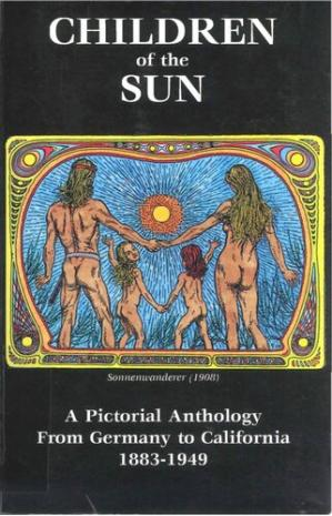 Copertina Children of the sun : a pictorial anthology, from Germany to California 1883-1949