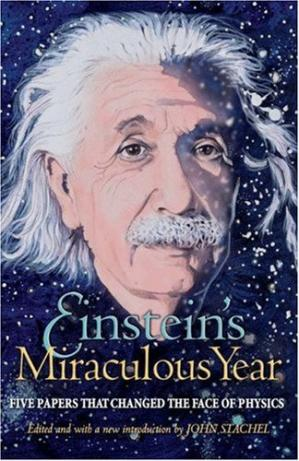 Book cover Einstein's Miraculous Year: Five Papers That Changed the Face of Physics
