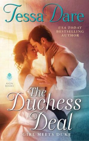Book cover The Duchess Deal