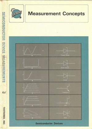 Book cover Semiconductor Device Measurements