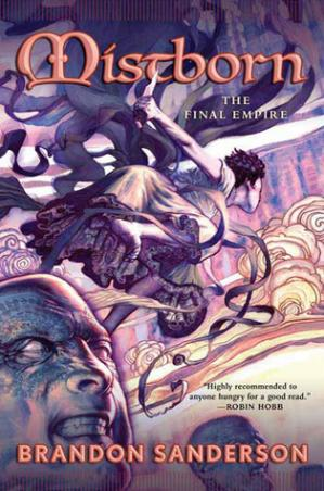 غلاف الكتاب Mistborn Trilogy 1 The Final Empire