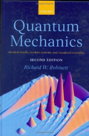 पुस्तक कवर Quantum Mechanics: Classical Results, Modern Systems, and Visualized Examples, 2nd Edition