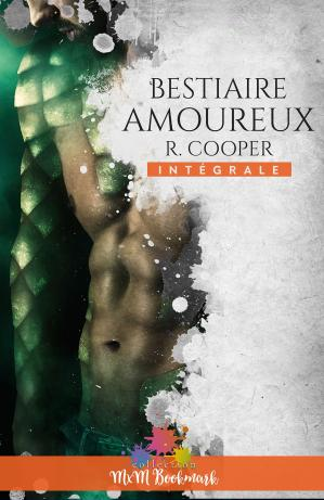 Book cover Bestiaire amoureux - Intégrale