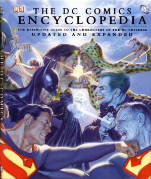 Book cover The DC Comics Encyclopedia, Updated and Expanded Edition