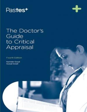 Book cover The Doctor's Guide to Critical Appraisal