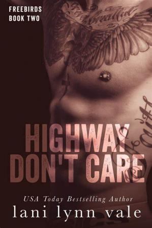 Book cover Highway Don't Care