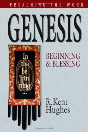 书籍封面 Genesis: Beginning and Blessing (Preaching the Word) (Preaching the Word)