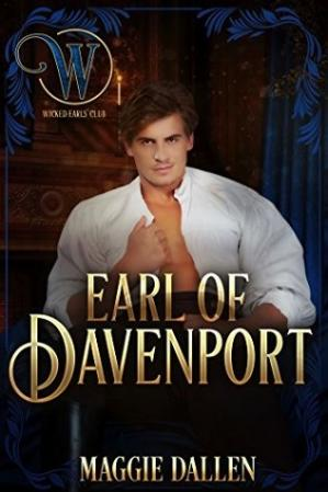 Book cover Earl of Davenport
