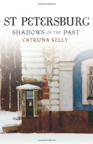 Book cover St Petersburg: Shadows of the Past