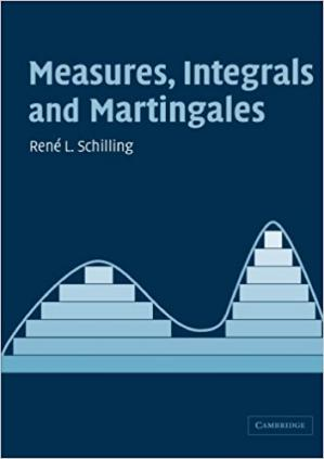 Book cover Measures, Integrals and Martingales Solution Manual+Errata