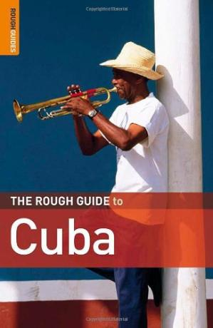 Okładka książki The Rough Guide to Cuba