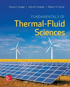 Book cover Fundamentals of Thermal-Fluid Sciences