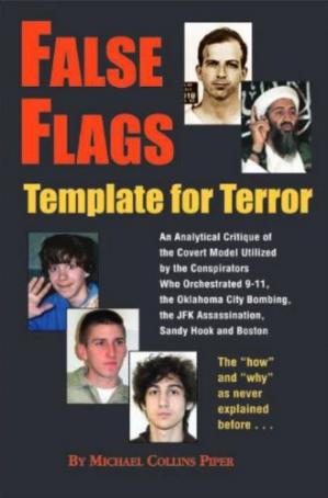 Book cover False Flags: Template for Terror