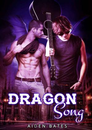 Обложка книги Dragon Song (non-shifter male / Alpha Male Mpreg)