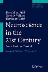 A capa do livro Neuroscience in the 21st Century: From Basic to Clinical