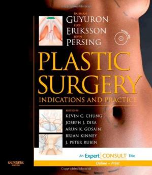 Book cover Plastic Surgery: Indications and Practice