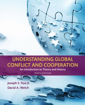 Book cover Understanding Global Conflict and Cooperation: An Introduction to Theory and  History