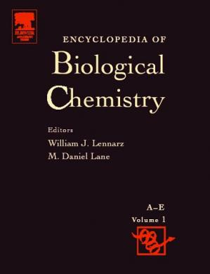 Book cover Encyclopedia of Biological Chemistry