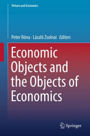 Book cover Economic Objects and the Objects of Economics