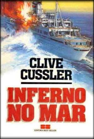 Sampul buku Inferno no mar