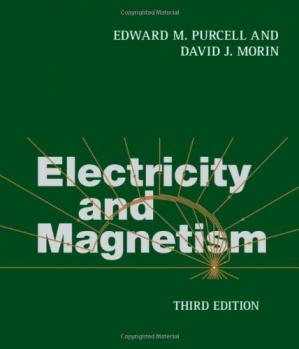 Book cover Electricity and Magnetism