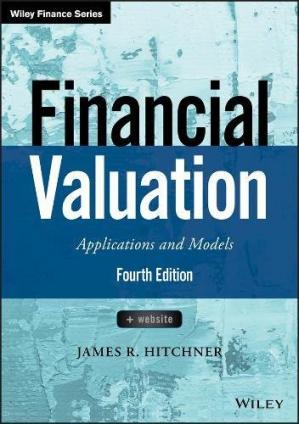 Buchdeckel Financial Valuation: Applications and Models, + Website