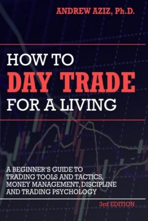 书籍封面 How to Day Trade for a Living