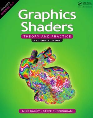 Book cover Graphics Shaders. Theory and Practice