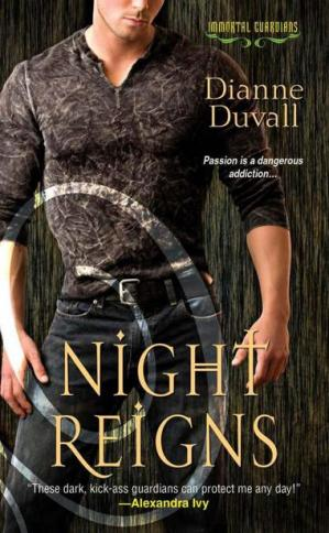 Book cover Night Reigns