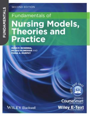 Book cover Fundamentals of Nursing Models, Theories and Practice