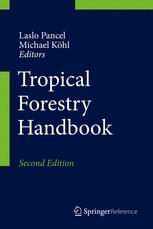 Sampul buku Tropical Forestry Handbook