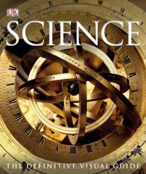 ปกหนังสือ Science: The Definitive Visual Guide