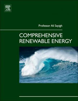 A capa do livro Comprehensive renewable energy