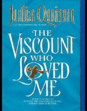 Book cover The Viscount Who Loved Me