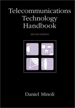 Book cover Telecommunications Technology Handbook