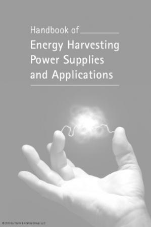 Copertina Handbook of energy harvesting power supplies and applications