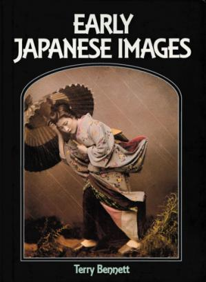 Book cover Early Japanese Images