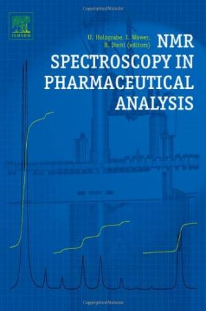 Book cover NMR Spectroscopy in Pharmaceutical Analysis
