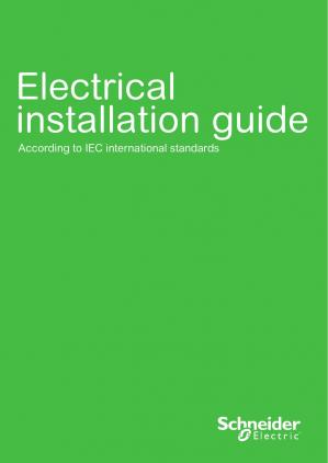 Book cover Electrical Installation Guide 2016