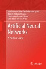 Book cover Artificial Neural Networks : A Practical Course