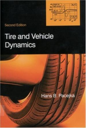 Book cover Tire and Vehicle Dynamics, 2nd edition volume R-372