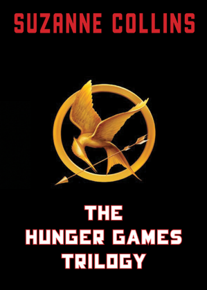 Обложка книги The Hunger Games Trilogy (The Hunger Games; Catching Fire, Mockingjay)