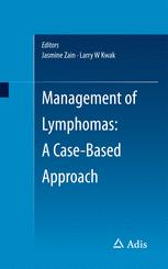 Обкладинка книги Management of Lymphomas: A Case-Based Approach