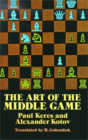Buchdeckel The Art of the Middle Game