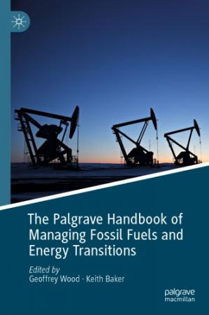 Copertina The Palgrave Handbook Of Managing Fossil Fuels And Energy Transitions