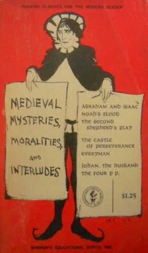 Buchdeckel Medieval Mystery Plays, Morality Plays, and Interludes